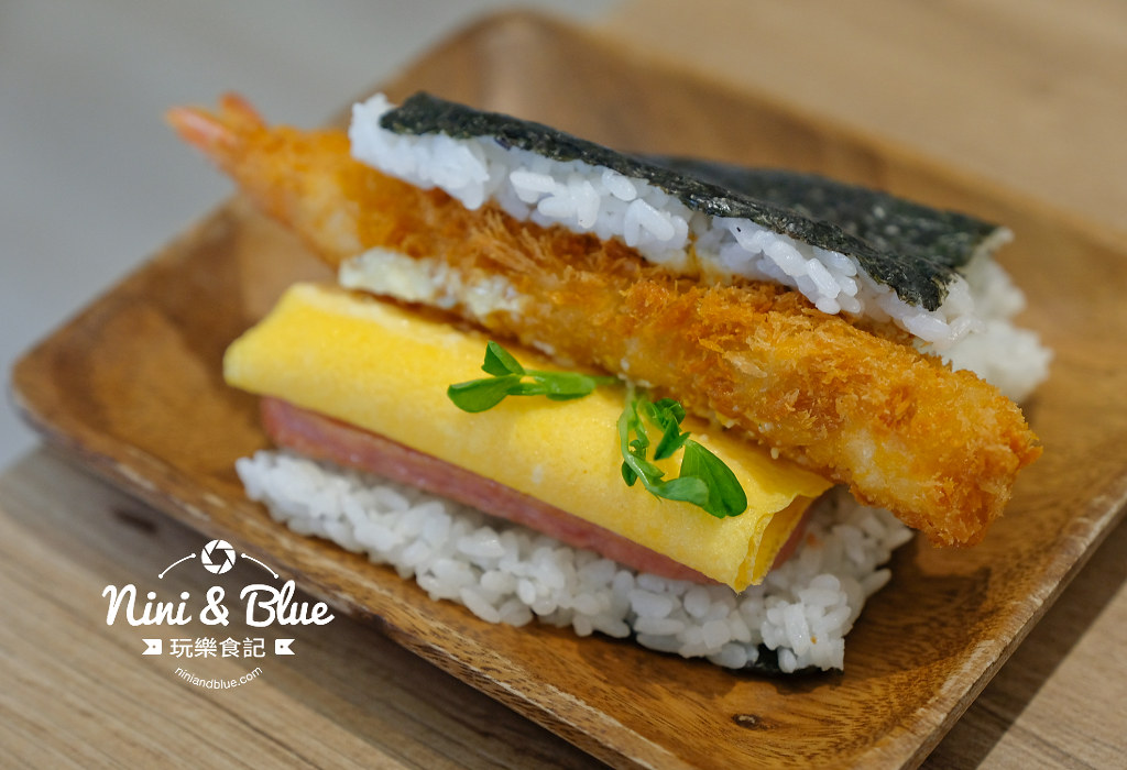 樂米屋 沖繩飯糰 公益路美食13
