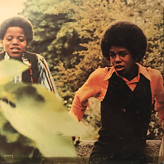 THE JACKSON 5:MAYBE TOMORROW(JACKET B)