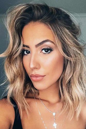 Best Medium Length Haircuts For Any Styles |Trendy Hairstyles 6