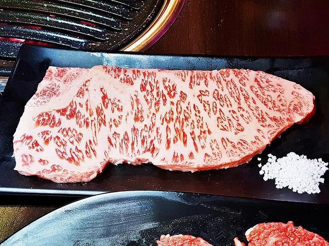 Premium Beef Striploin Raw