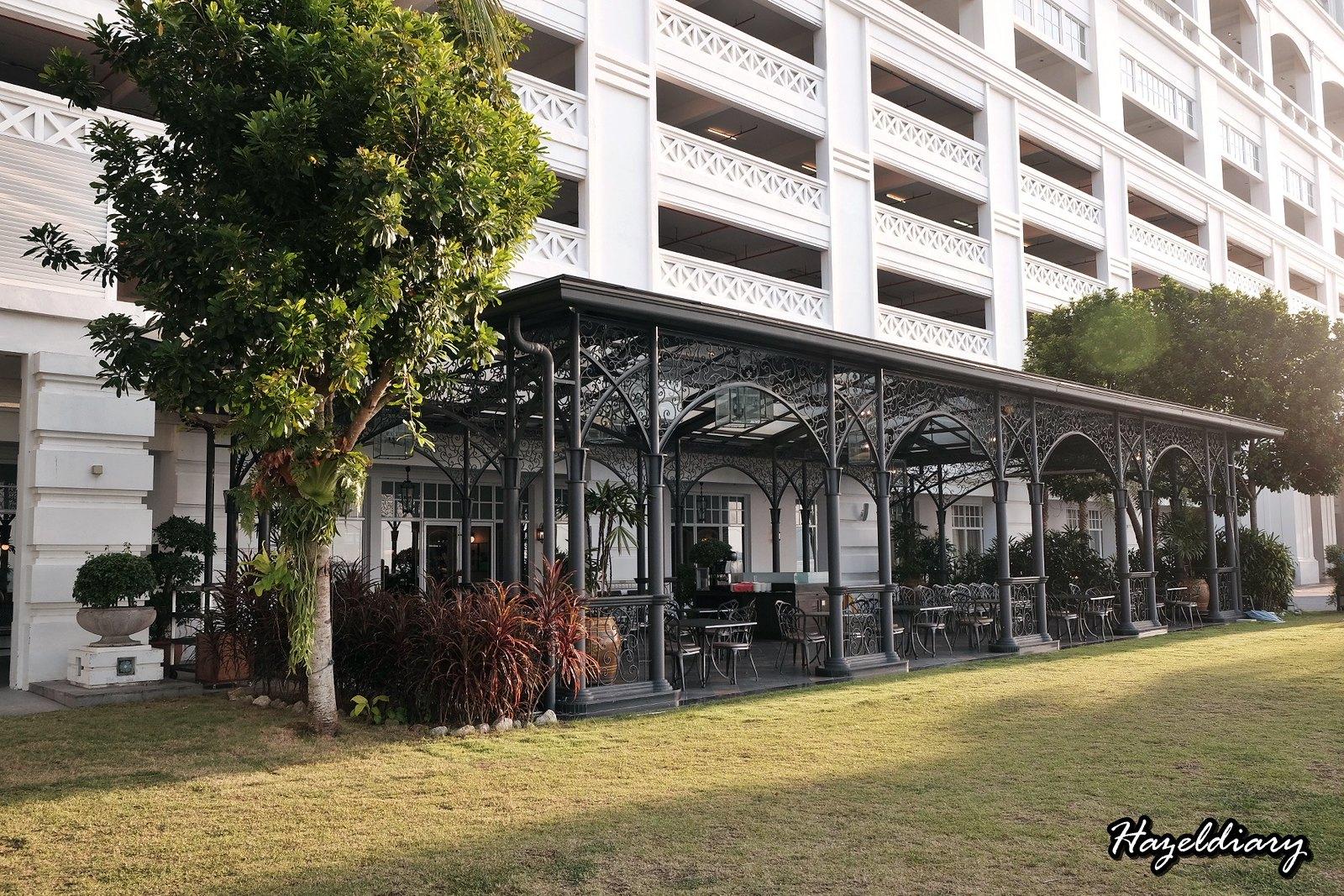Eastern and Oriental Hotel Penang Malaysia-Sarkies