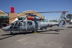 112 Eurocopter AS565 Panther Royal Maroccan Navy @ Marrakech RAK GMMX