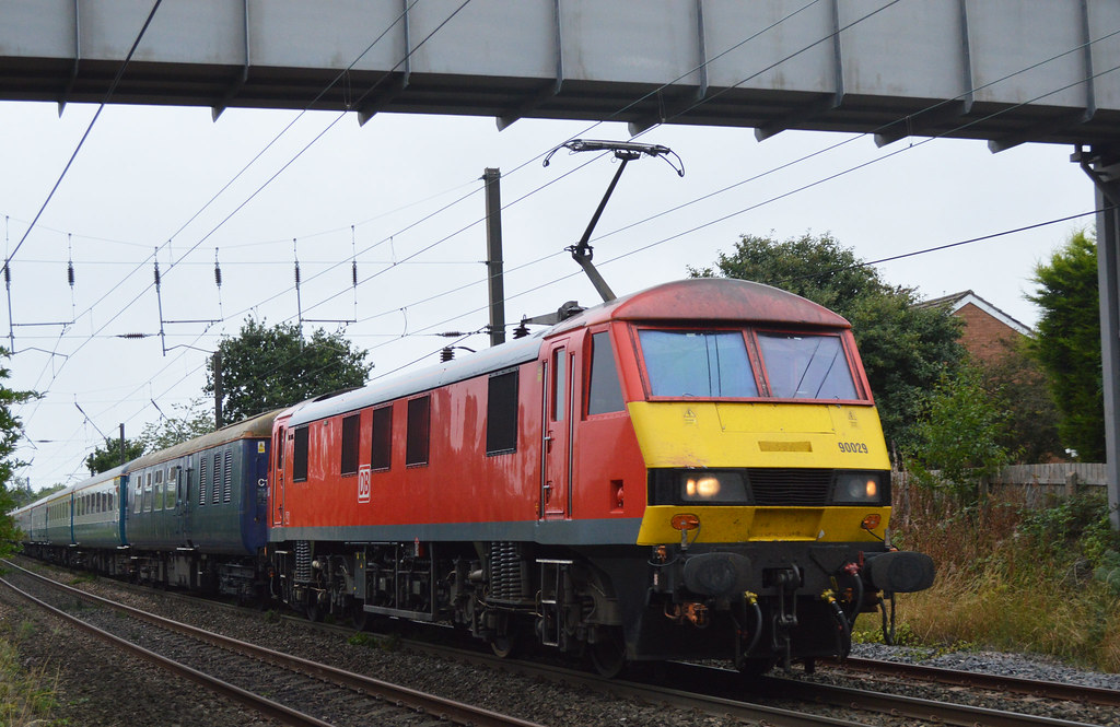 DB Cargo: 90029
