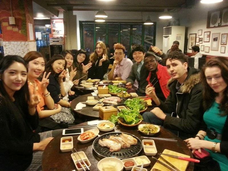 Community Korea Language Exchange in Gangnam