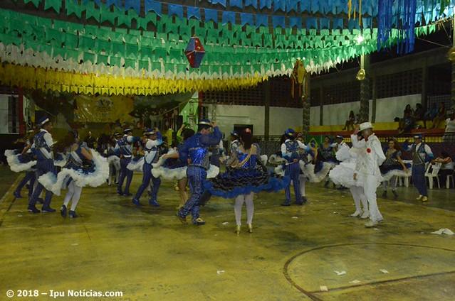 XVII edição do Festival de Quadrilhas de Ipu, Arraiá no Pé de Serra