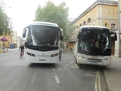 oxford multiple coaches