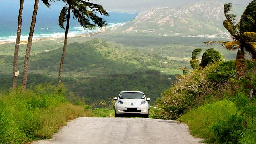 електричните автомобили на Карибите 2