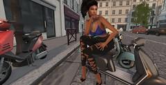 •°• Biker girl •°•