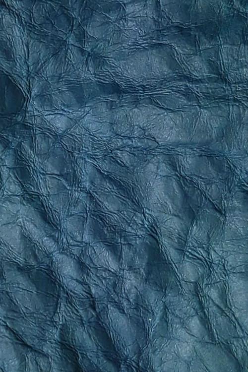 TEXON Crinkled Blue Paper