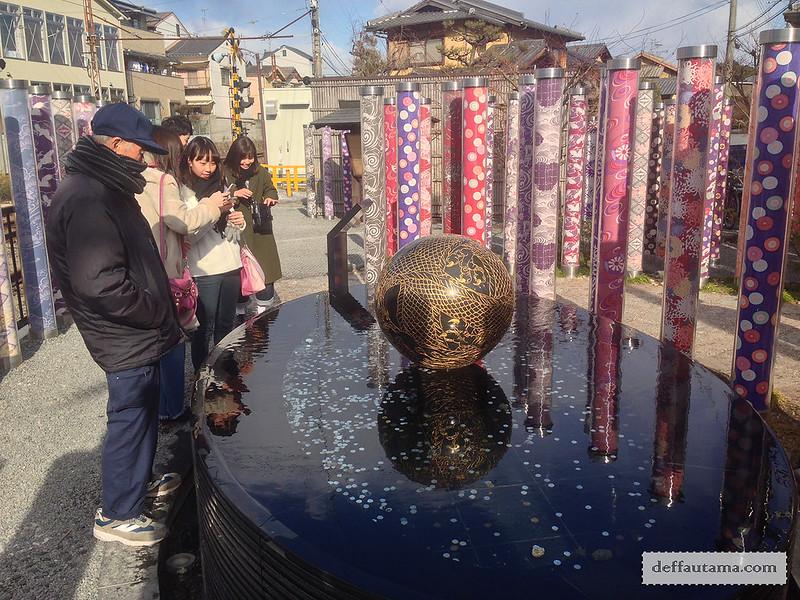 9 Hari Babymoon ke Jepang - Kimono Forest 2