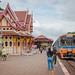 Hua Hin Train Station #0044 by svenpetersen1965