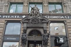 Viennese façades II