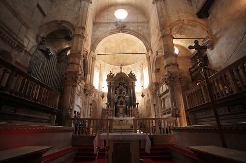 Sebenico: cattedrale di San Giacomo