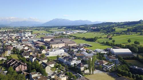 Hochdorf Seetal & Pilatus landscape Switzerland