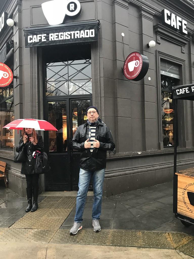 Cafeteria Café Registrado