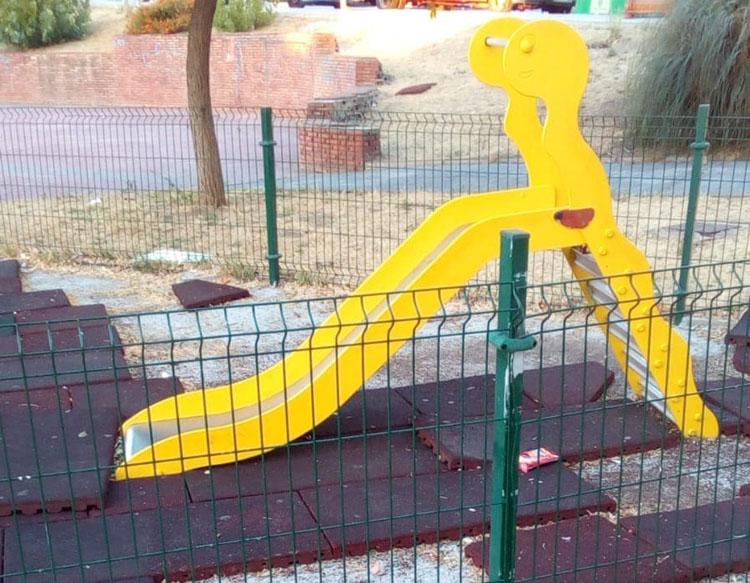 Parque Infantil Calle Duero.2