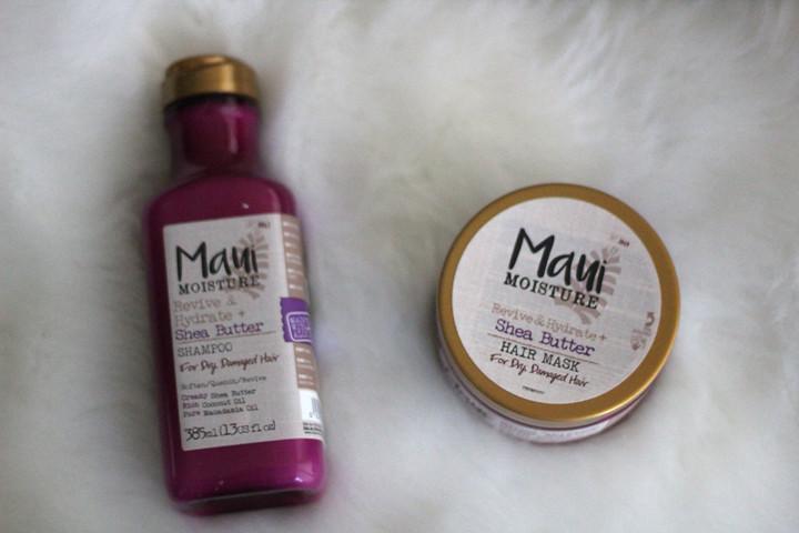 Heal & Hydrate met Maui Moisture