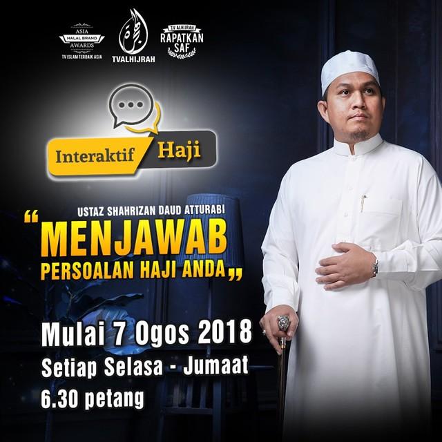 Interaktif Haji