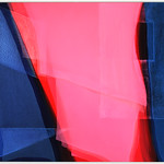 2008; Virginia Maitland; Through Dark Fires; Acrylic on canvas; 48x54 - Virginia Maitland: 1965-Present at the Arvada Center