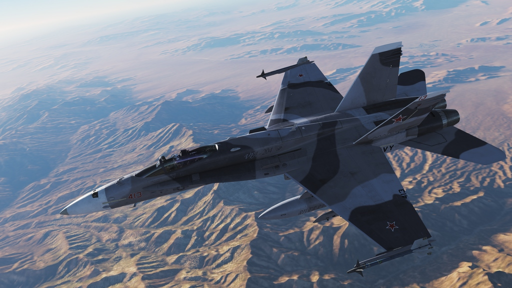 DCS World: F/A-18C Hornet  43152091184_40de42b81a_o