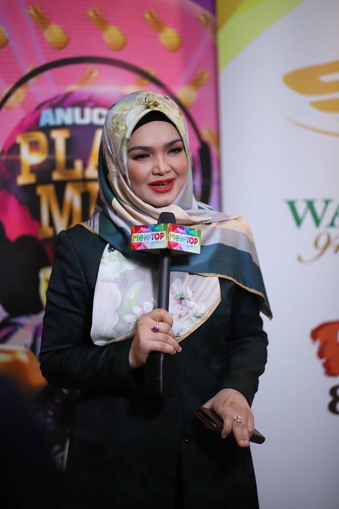 Sidang Media Anugerah Planet Muzik 2018
