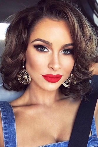 Best Short Bob Hairstyles 2019 Get That Sexy-short haircut trends to try now 3