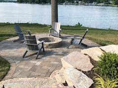 Seaside Casual MADirondack Chairs