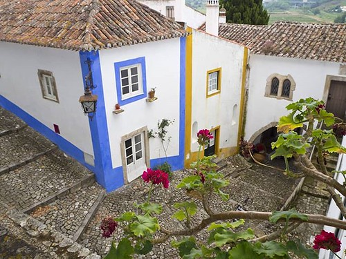 Rincones de #Óbidos. #portugal #loveobidos #igersportugal #loveportugal #olympus