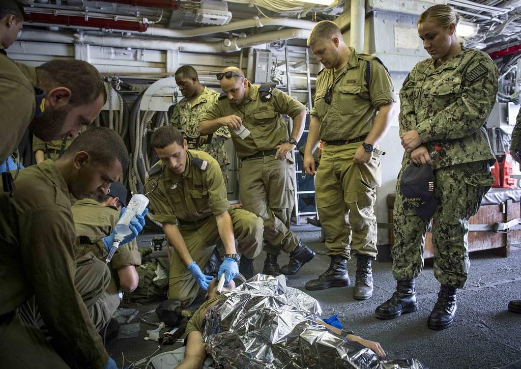 USS Carney Visits Haifa, Israel