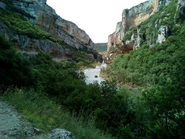Foz de Lumbier (río Irati, Nafarroa) (5)