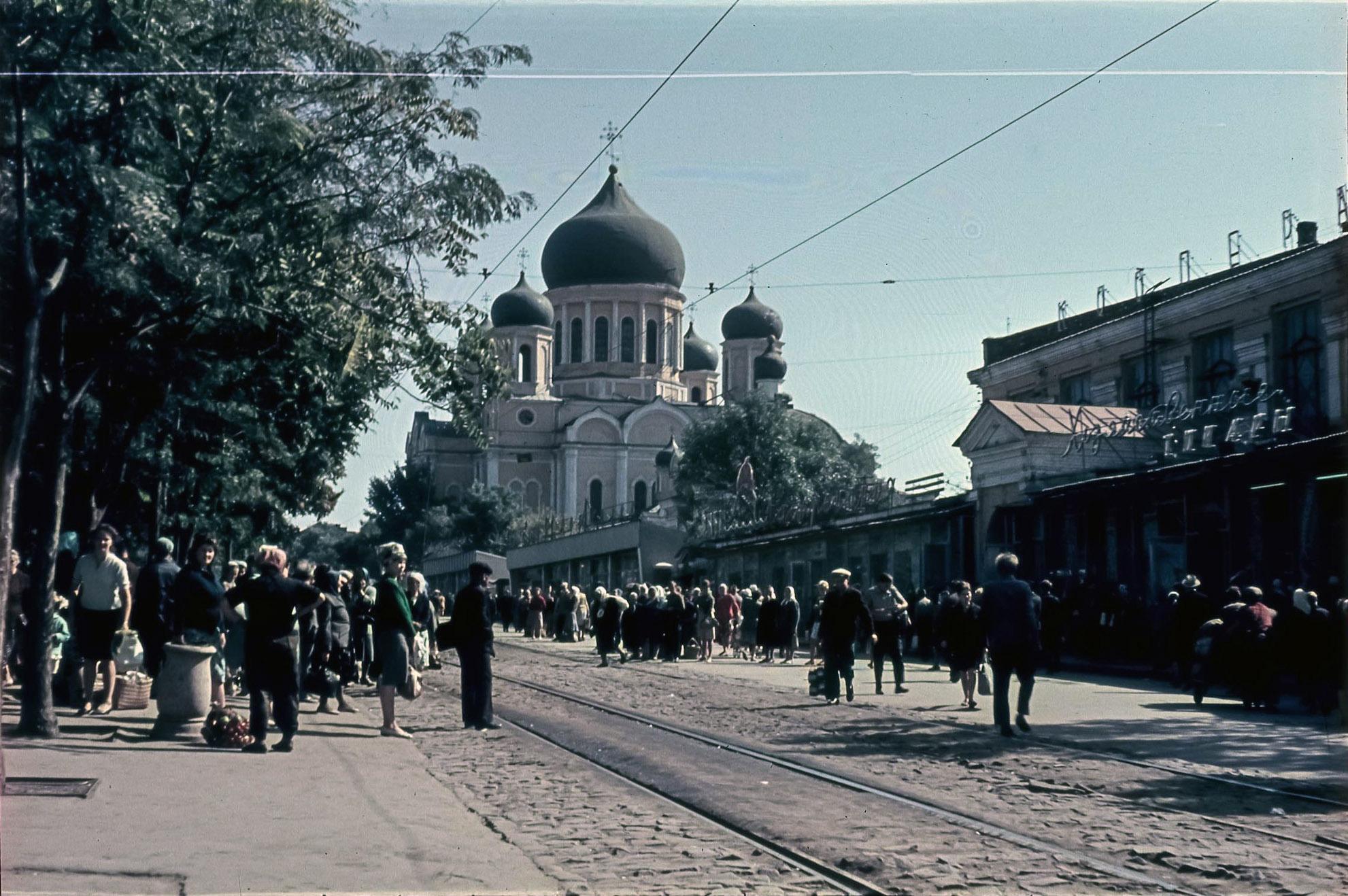 Ростов-на-Дону. Кафедральный собор