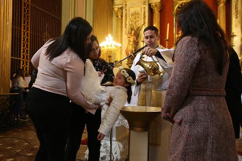 Bautizos Misión Sacramental