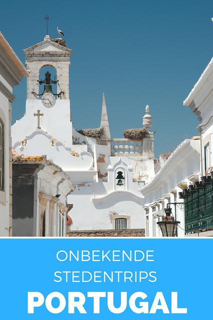 Onbekende stedentrips Portugal: ontdek Evora, Coimbra, Faro, Viseu en Aveiro | Mooistestedentrips.nl