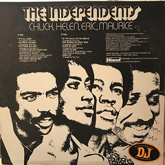THE INDEPENDENTS:CHUCK, HELEN, ERIC, MAURICE(JACKET B)