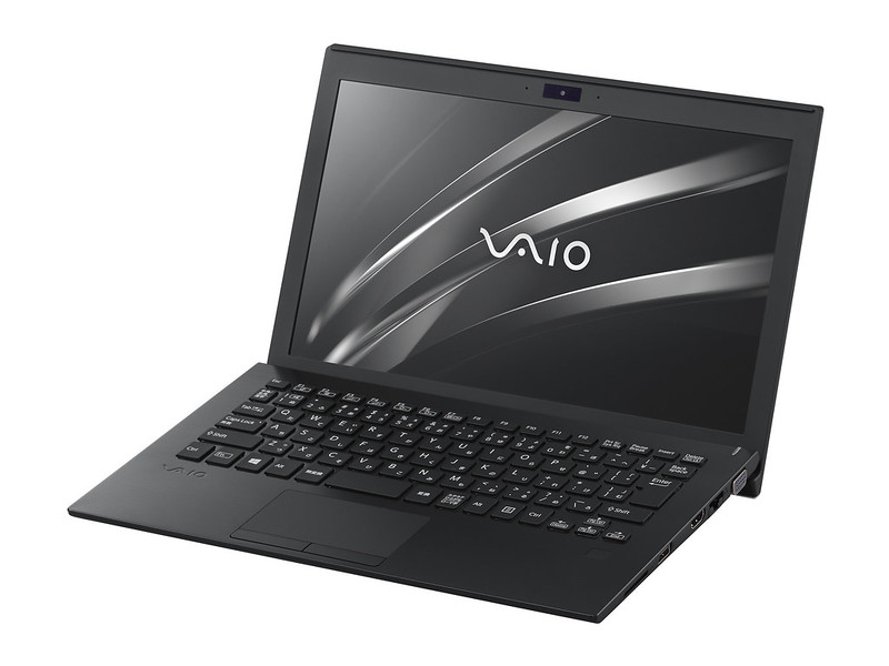 VAIO S11 - Black - Right