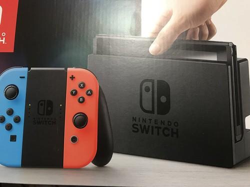 Switch買った