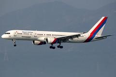 Nepal Airlines | Boeing 757-200M | 9N-ACB | Hong Kong International