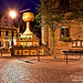 Wine town Oberwesel on the Middle Rhine in Germany