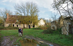Neuillay les Bois (Indre) - Photo of Luant