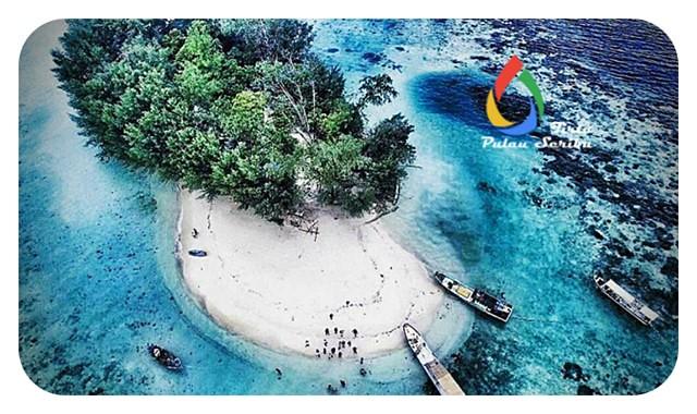 View Pulau Harapan, Destinasi Wisata Instagenik di Kepulauan Seribu