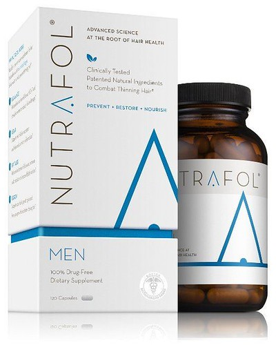 Nutrafol Men Advanced Thinning Hair & Hair Loss Supplement