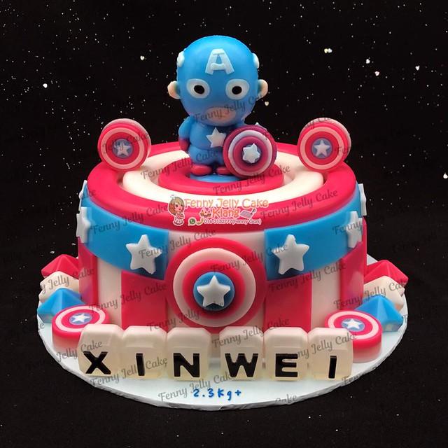 Cake by Fenny Jelly Cake KLANG
