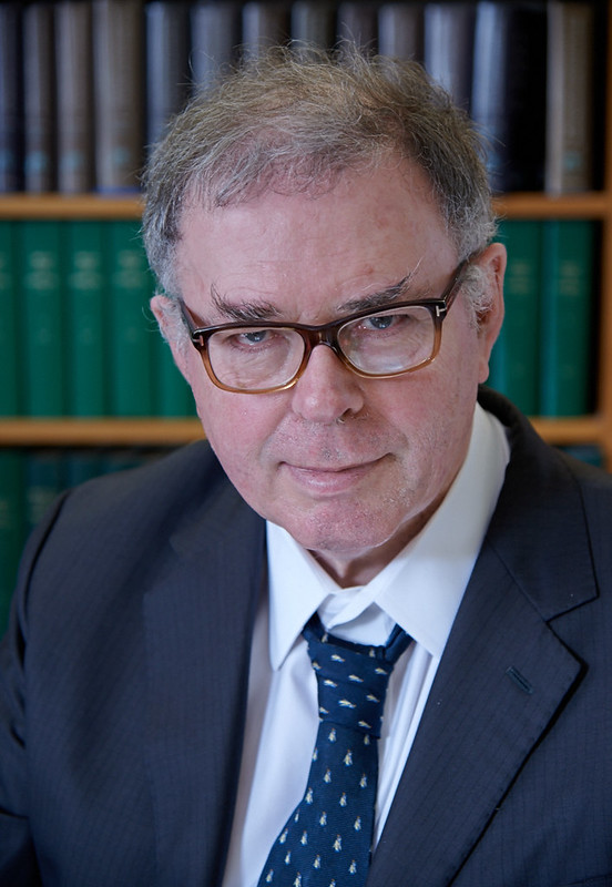 Professor James R Crawford