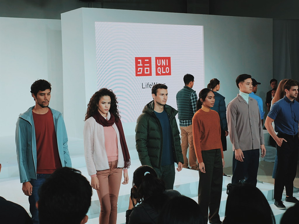 Photos from the Uniqlo Fall Winter 2018 Collection Launch