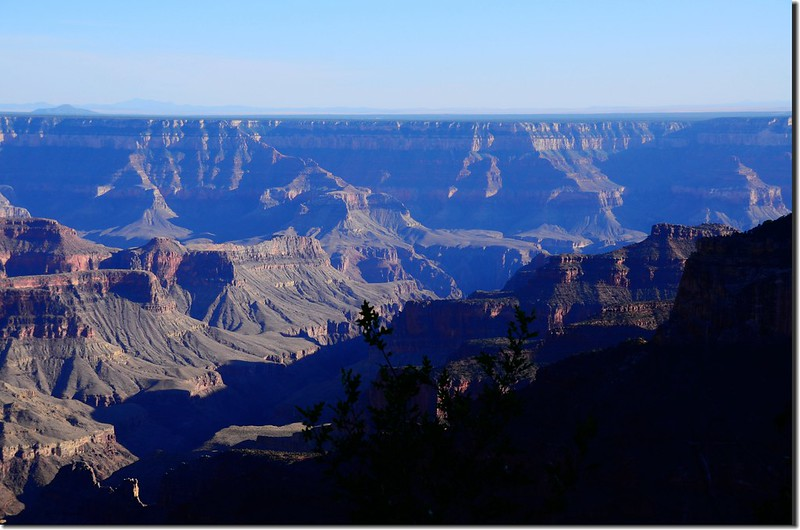 The view from Grand Canyon Lodge (3)