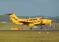 G-SASD Raytheon B200C King Air