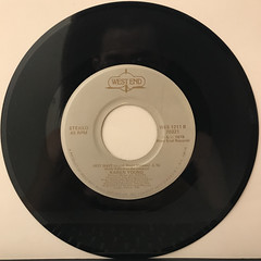 KAREN YOUNG:HOT SHOT(RECORD SIDE-B)
