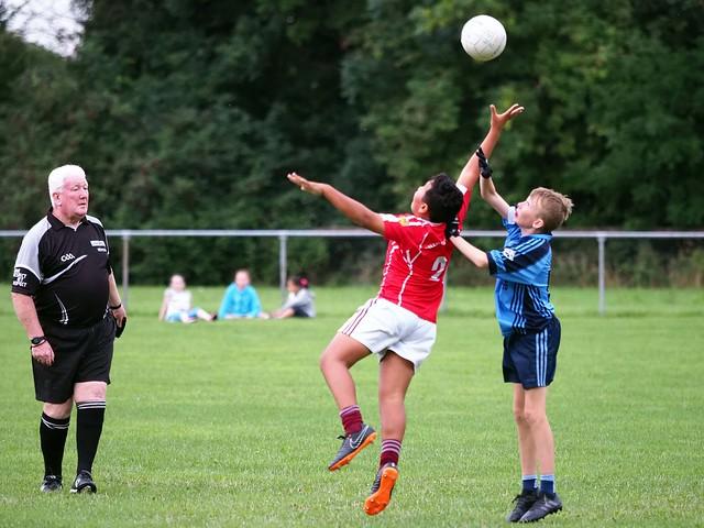 Abbey Rangers U13 V Allenwood Aug 2018