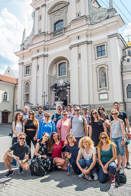 Europlanet Summer School 2018. Credit: Andrius Zigmantas
