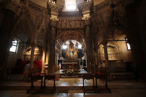 Spalato: cattedrale